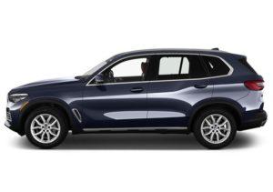BMW X5 SIDE VIEW