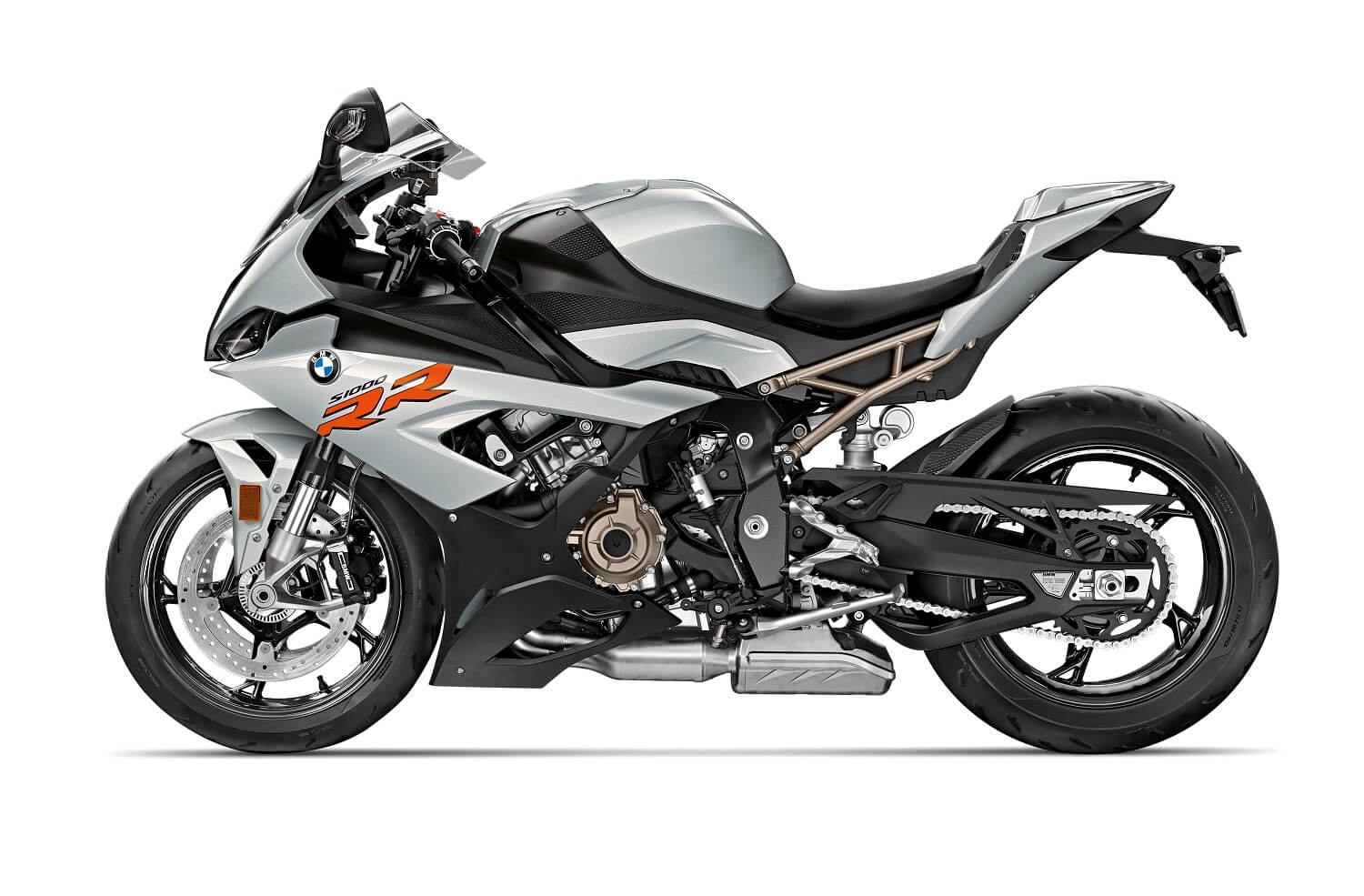 s1000rr gray sideview 1111